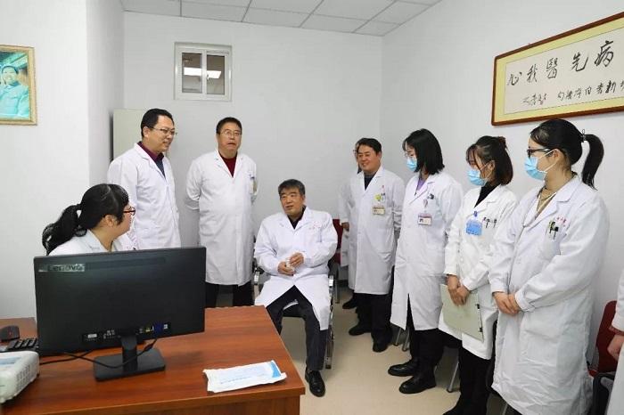 临朐县中医院顺利完成山东中医药大学教学医院评审工作